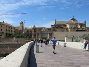 Zona Arco del Triunfo de Córdoba