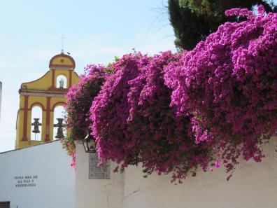 Escalinata de la Cuesta del Bailio en Córdoba