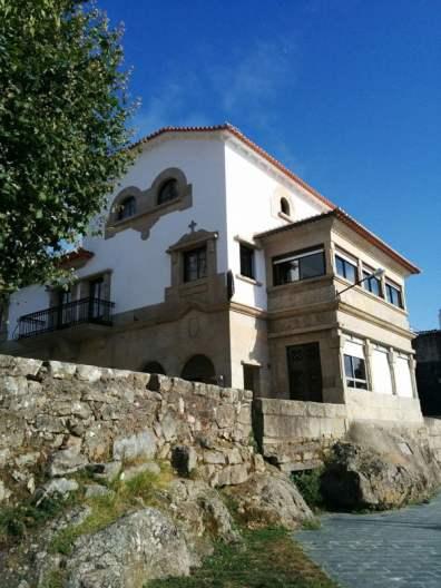 Casa parroquial de Bouzas