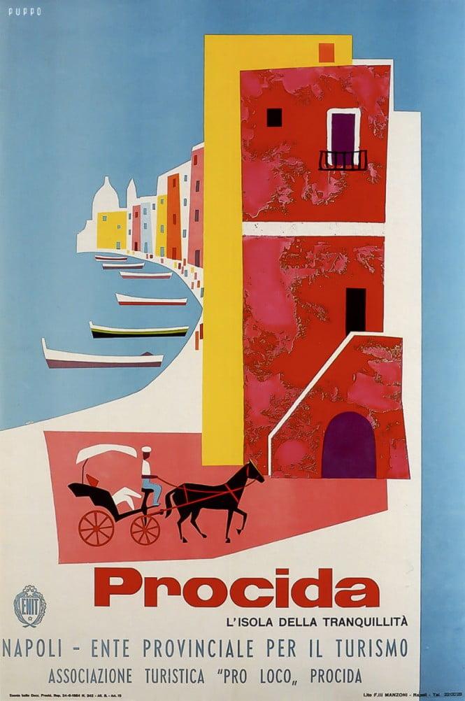 L'isola della tranquilitá_ Mario Puppo_ 1954