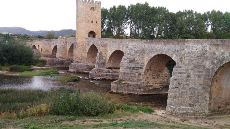 Puente romano de Frías_ Foto Jesús Sacedón