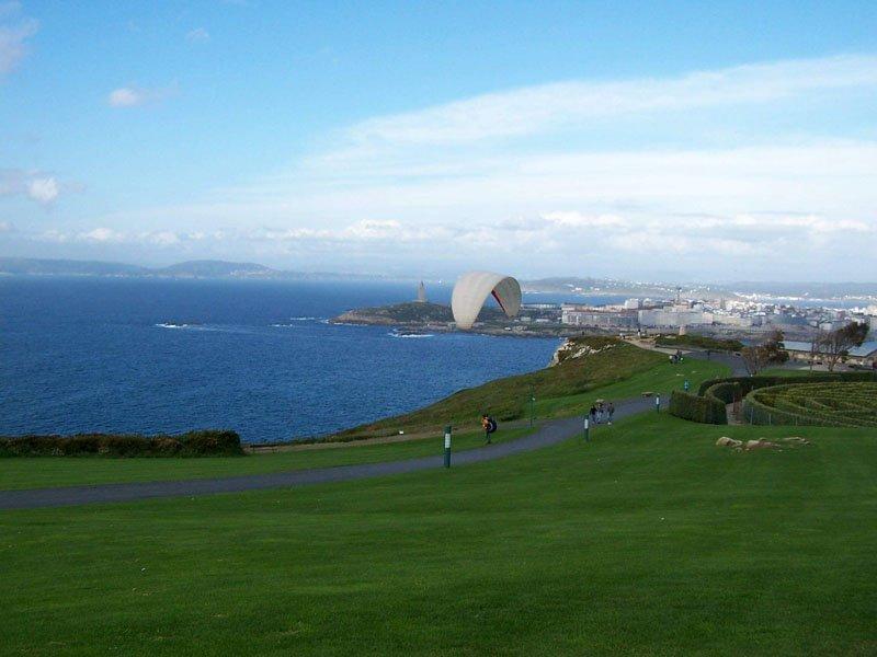 Monte de San Pedro en A Coruña