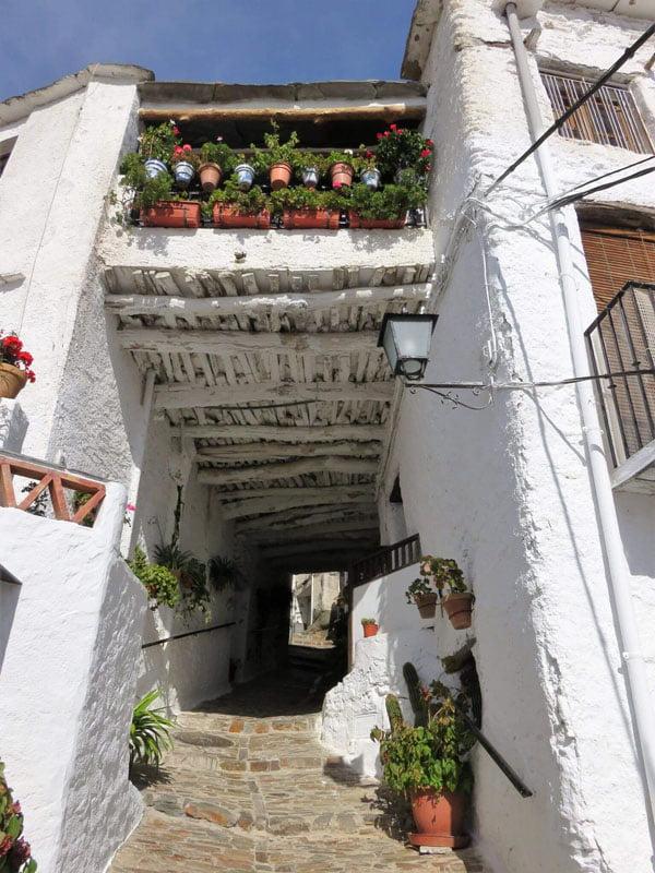 Pampaneira en Las Alpujarras