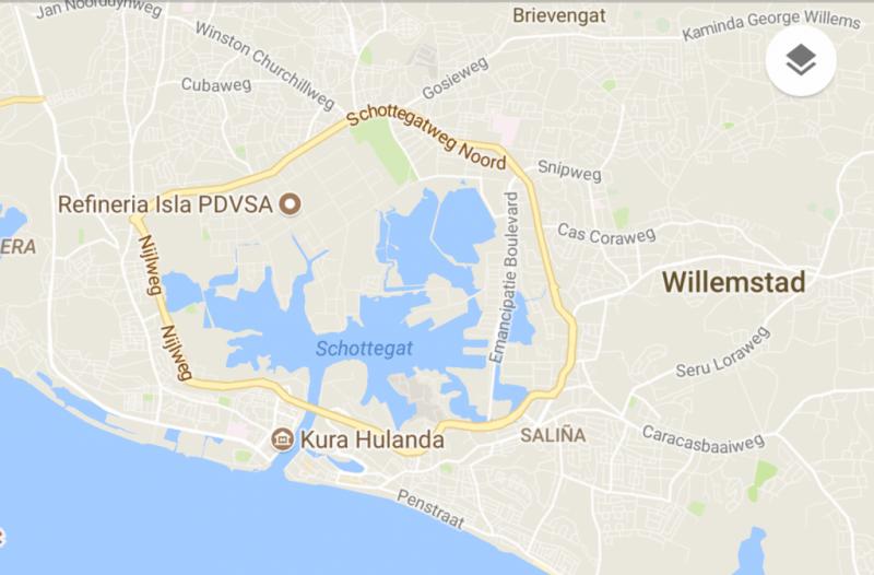 Curaçao_ Bahía Santa Ana_ Fuente: Internet