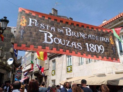 Una fiesta histórica en la villa marinera de Bouzas: A Brincadeira