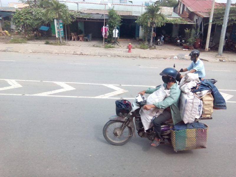 Motos de carga