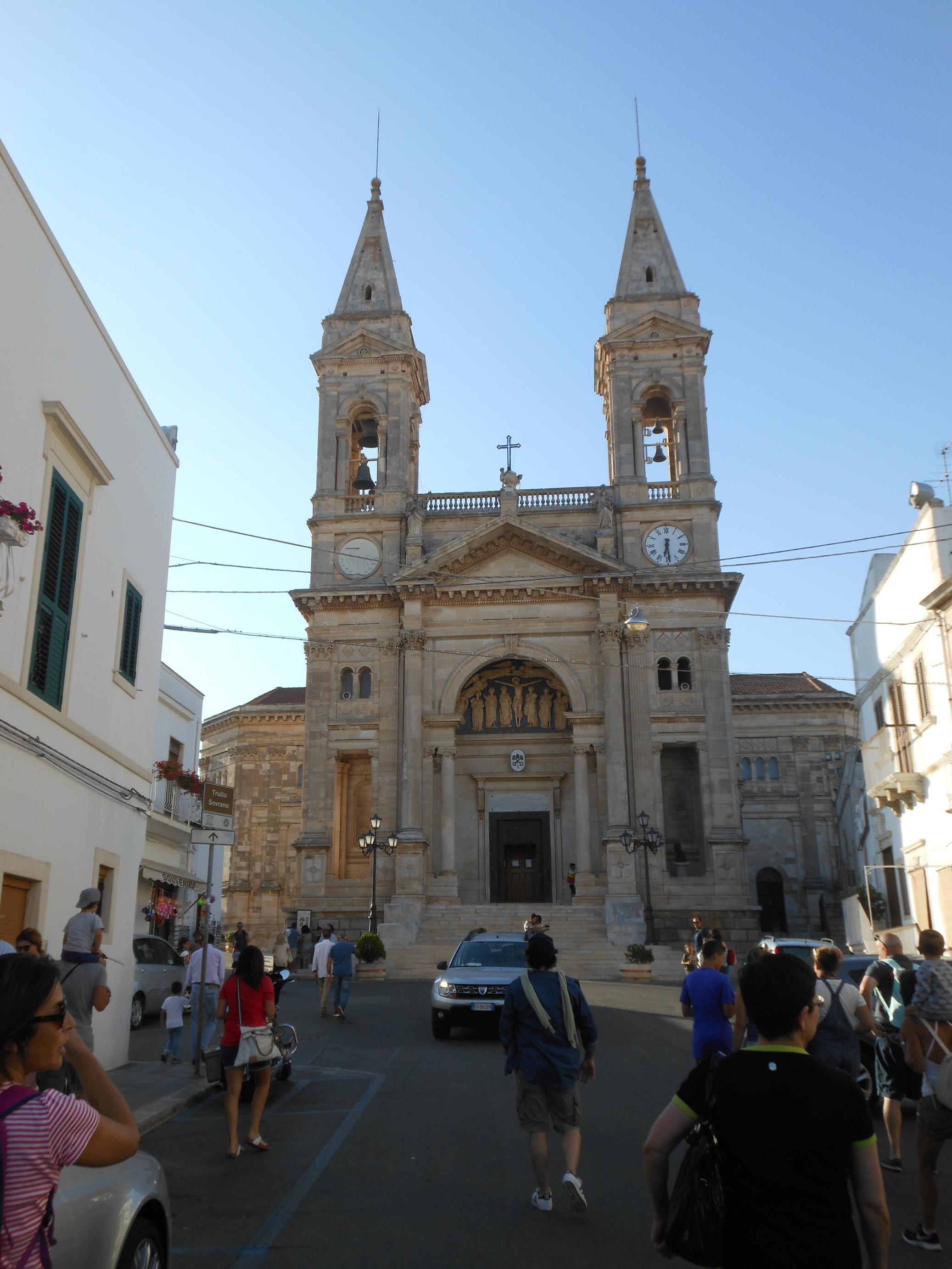 Santuario Basílica de S.S. Cosma e Damiano