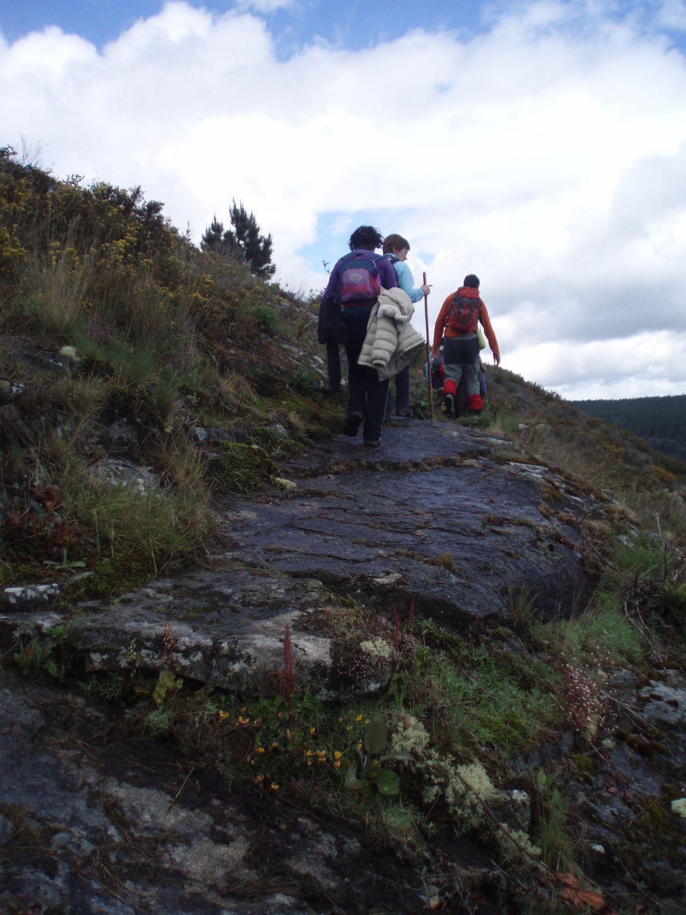 montañeros celtas