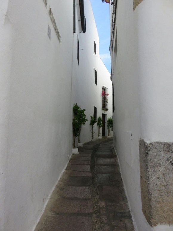 Calle del Pañuelo en Córdoba