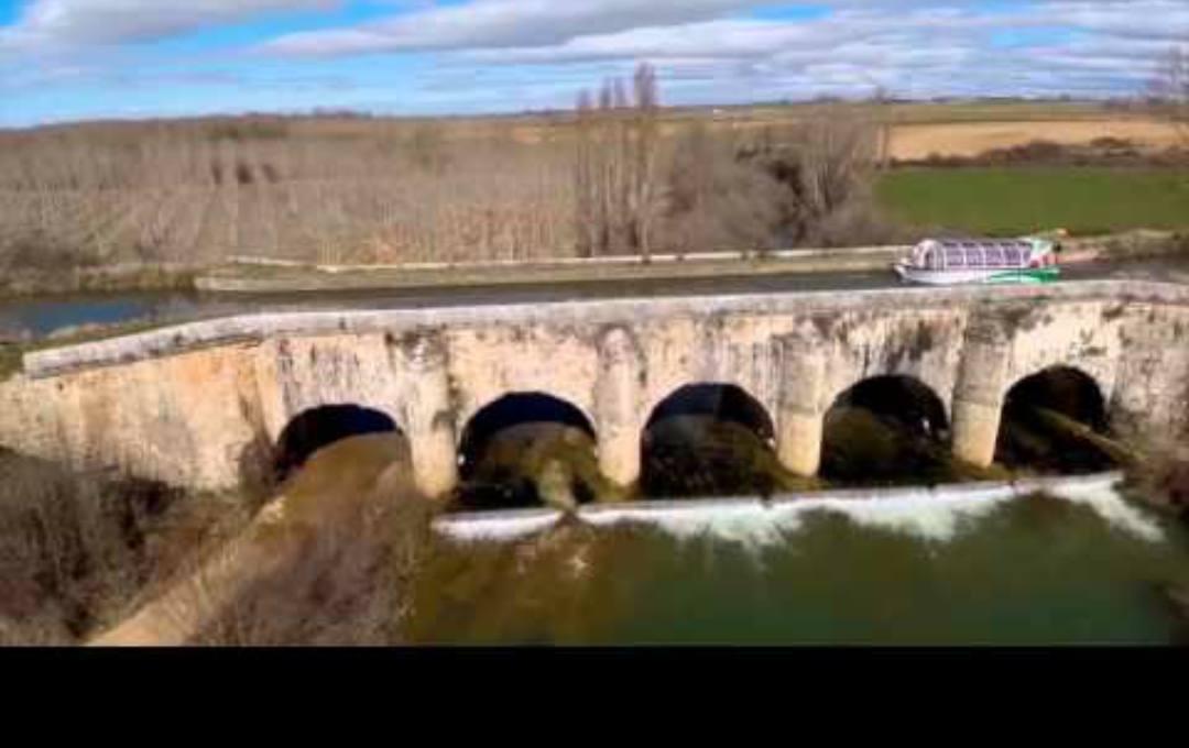 Acueducto de Abánades.Youtube
