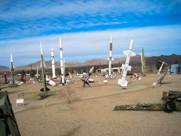 White Sands Missile Range Museum, Almagordo, New Mexico