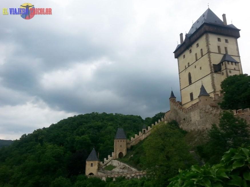 Gran Torre del Castillo de Karlstein
