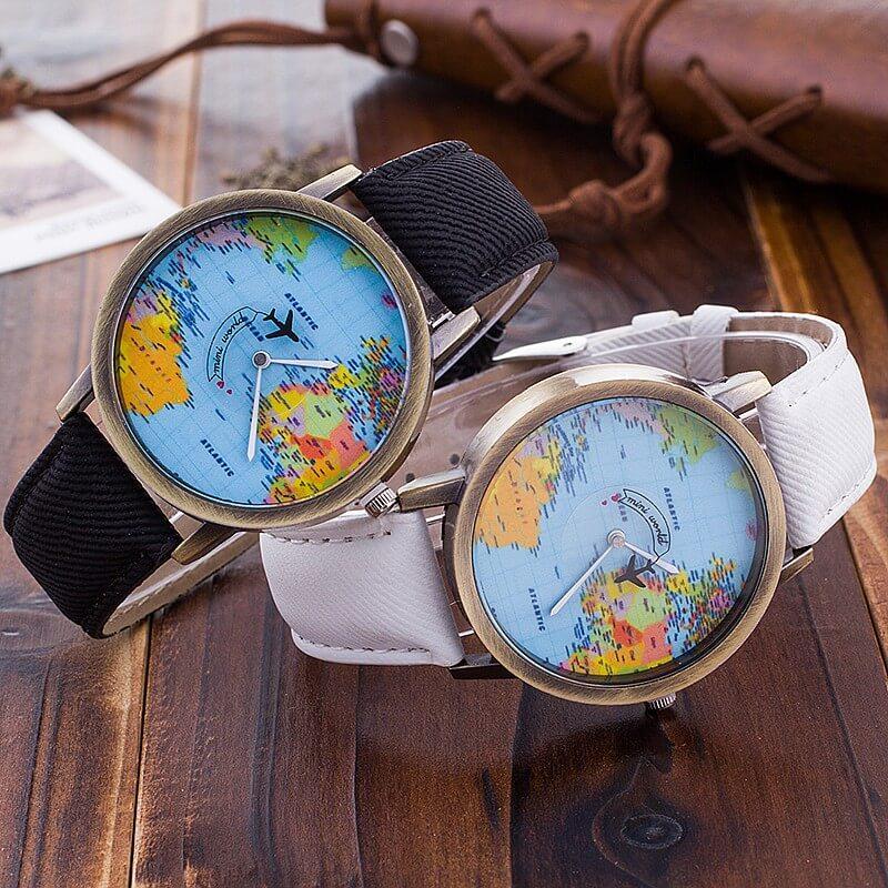 Reloj Viajero