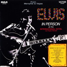 """The """"From Memphis To Vegas"""" side of the 1969 double-LP; """"Elvis In Person"""" (LSP-6020) - released October 1969"""