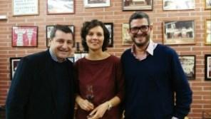Josep-Roca-y-enologos-300x169 7 Magnífics !!! Una genialidad de Bodegas Torres !