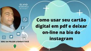 cartao-digital-com-link-online