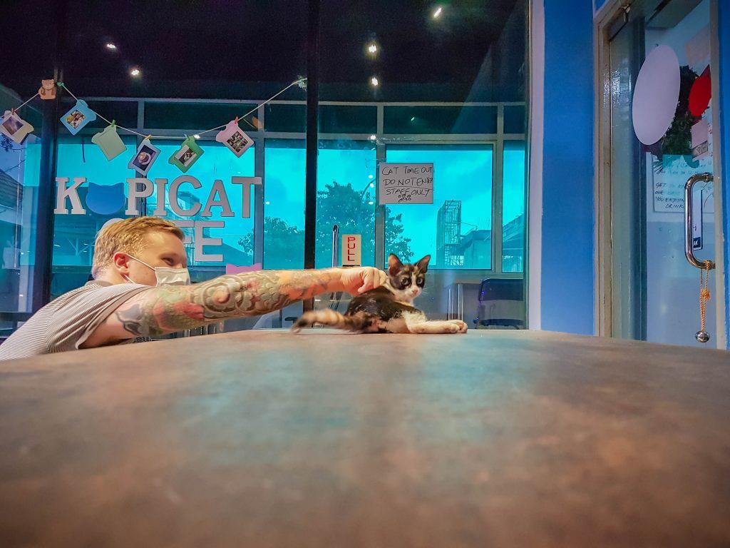 Cat Cafe Malaysia