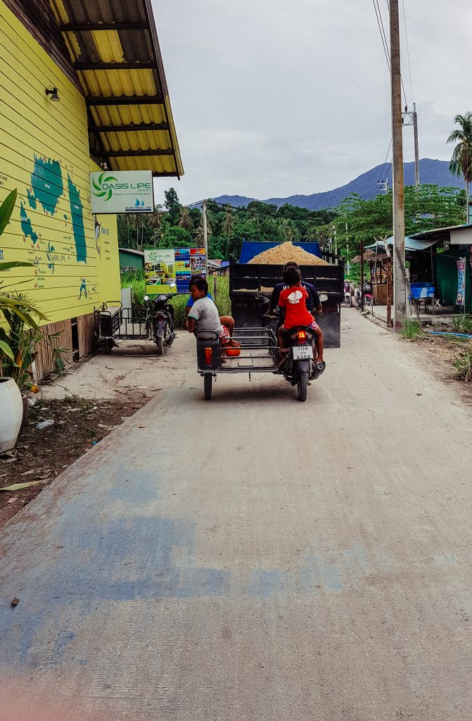 Koh lipe transportation
