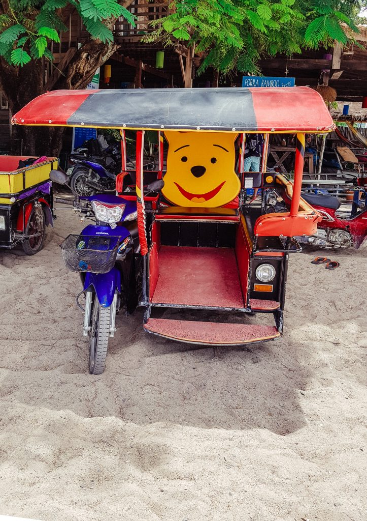 koh lipe transport
