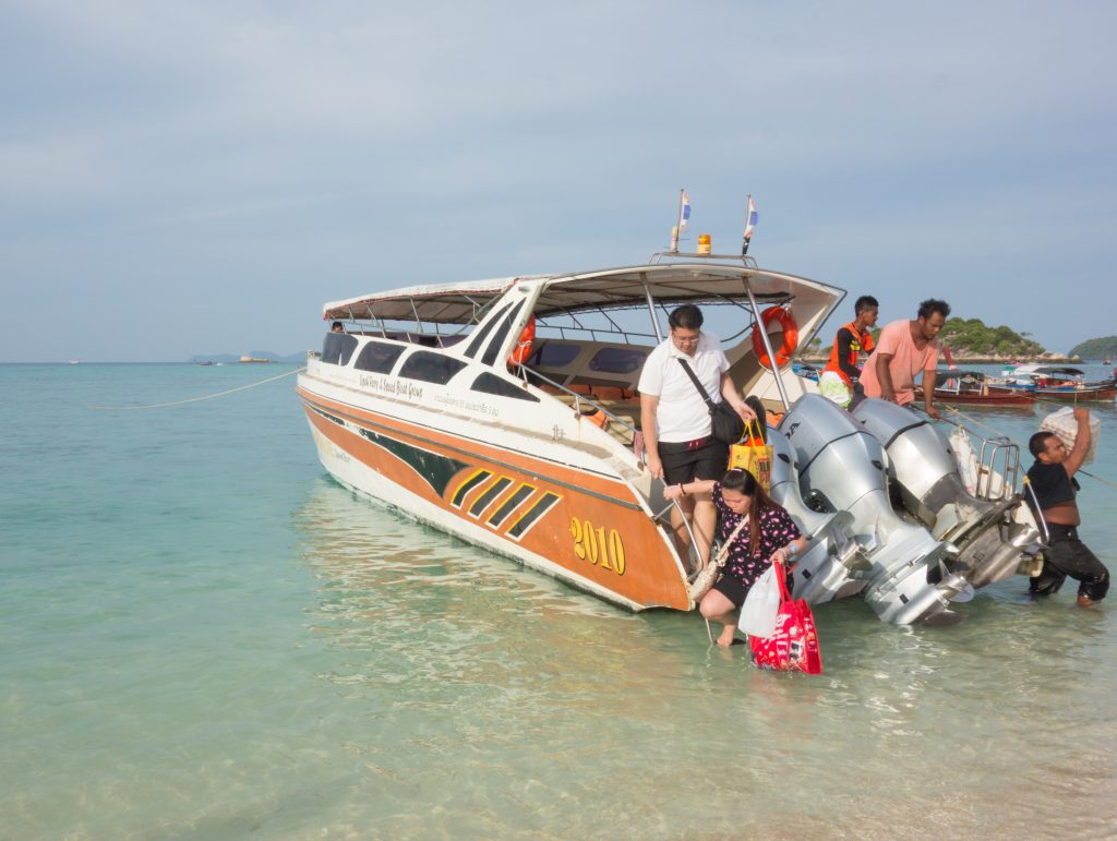 Koh lipe Ferry