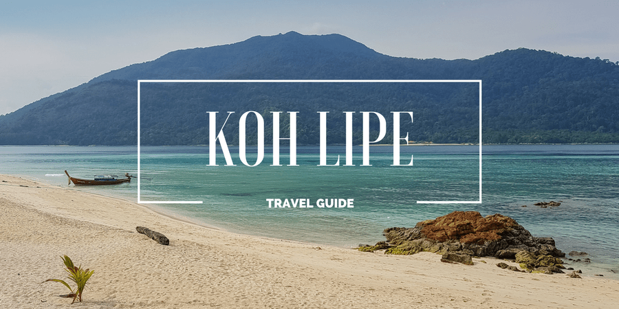 Koh Lipe Thailand Travel Guide