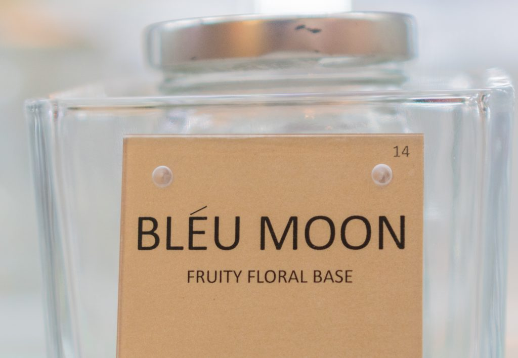 Bleu Moon fruity perfumes fruity perfume sweet smelling perfume