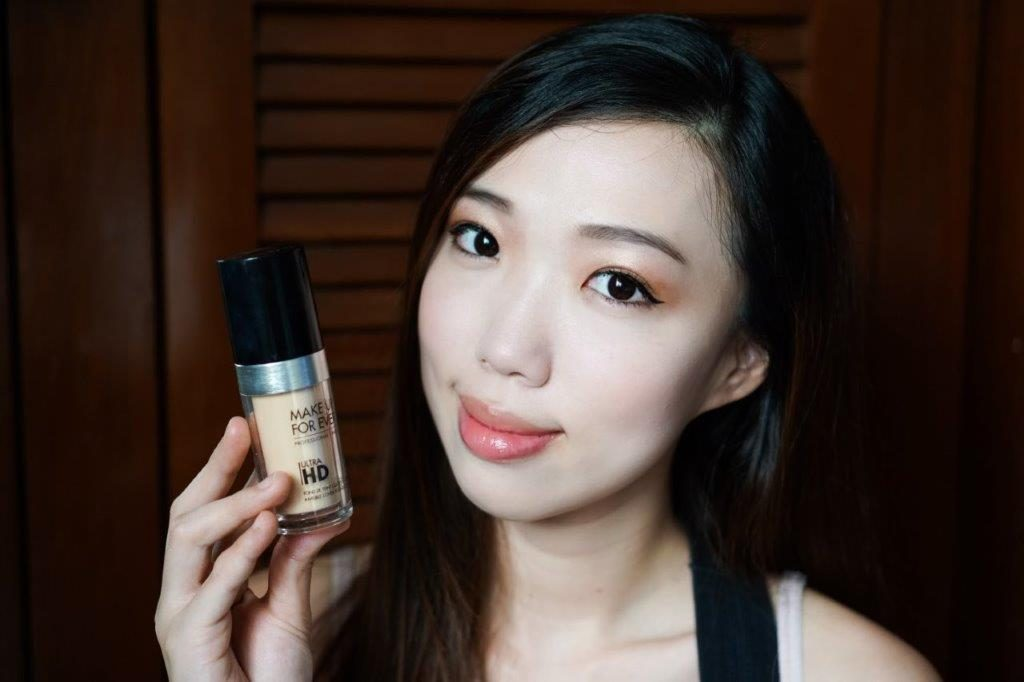 makeup forever ultra hd foundation review hd make up forever forever make up
