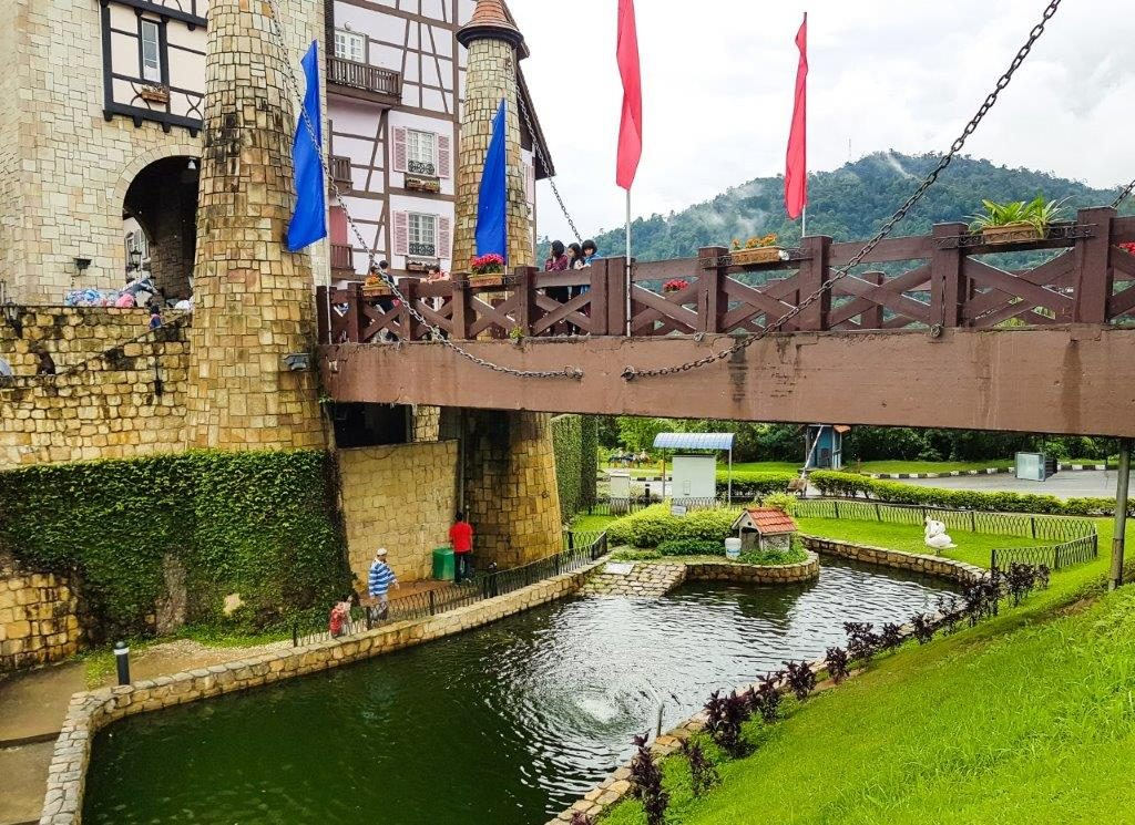 what to do at colmar tropicale berjaya hills pahang