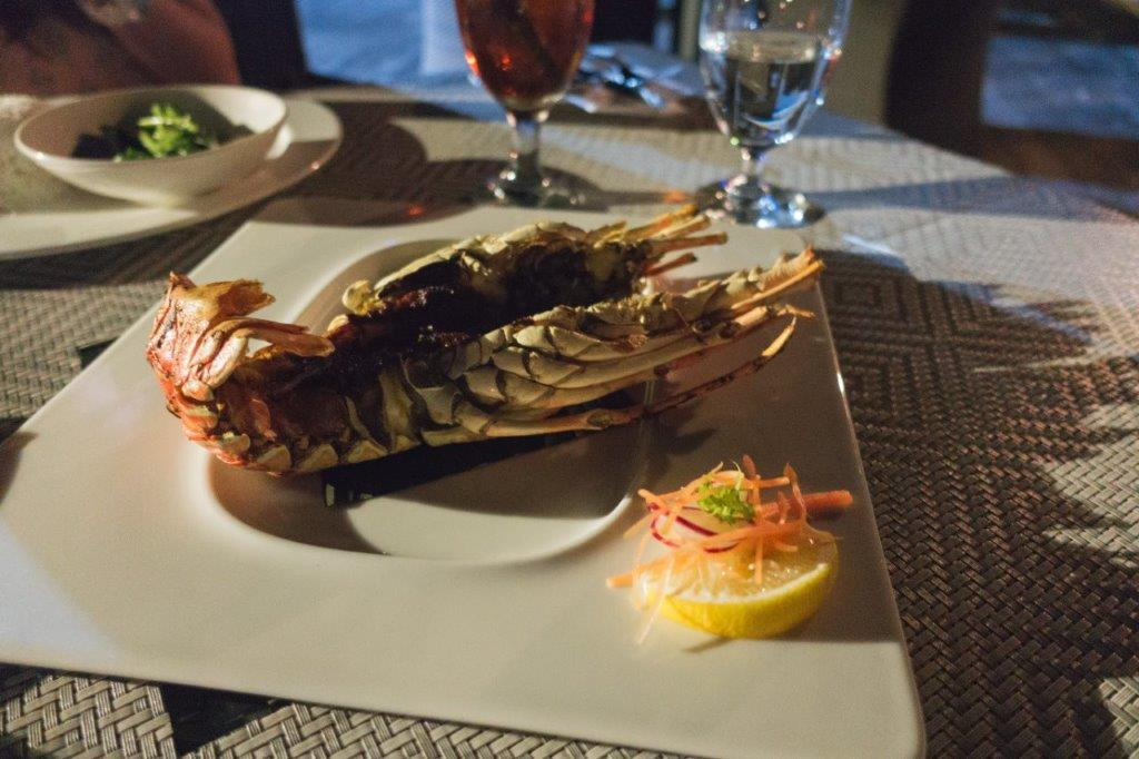 Lobster avani sepang hotel avani sepang