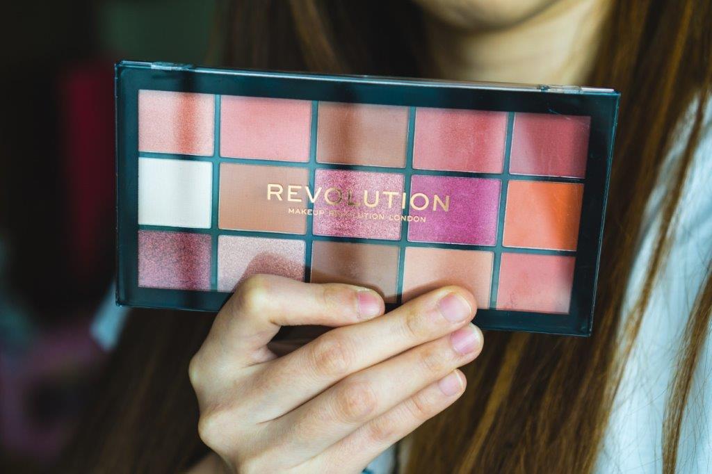 makeup revolution london eyeshadow review best makeup revolution products angel eye makeup