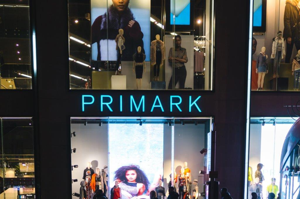 Primark must do things in london
