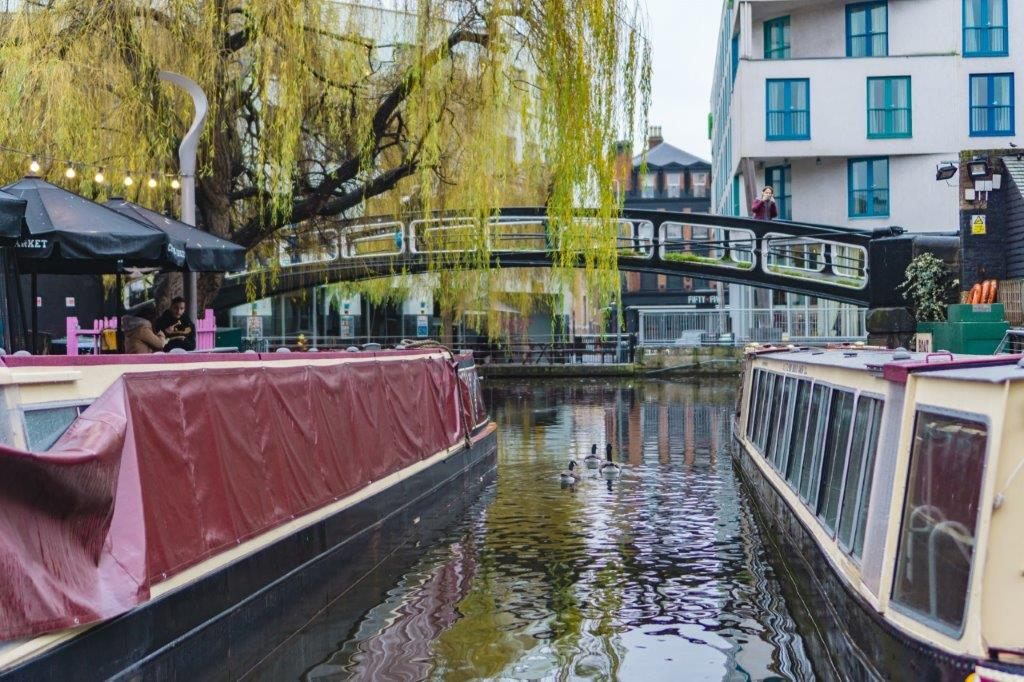 Little Venice london sightseeing