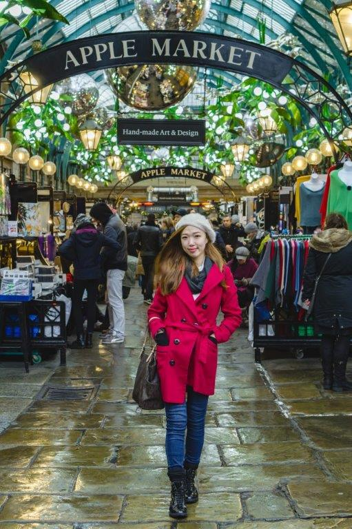 where to go in london places to see in london covent garden christmas