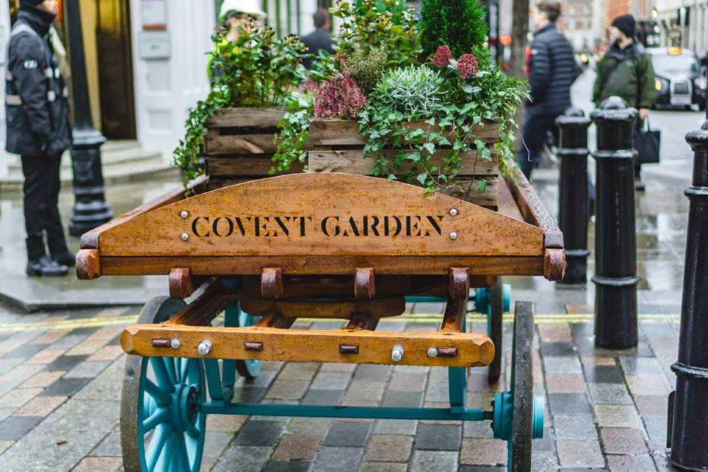 Covent Garden top things to do in london