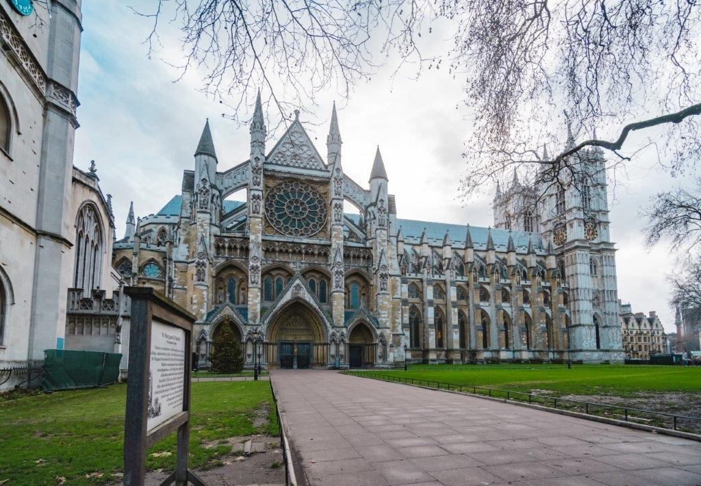 Westminster Abbey where to visit in london