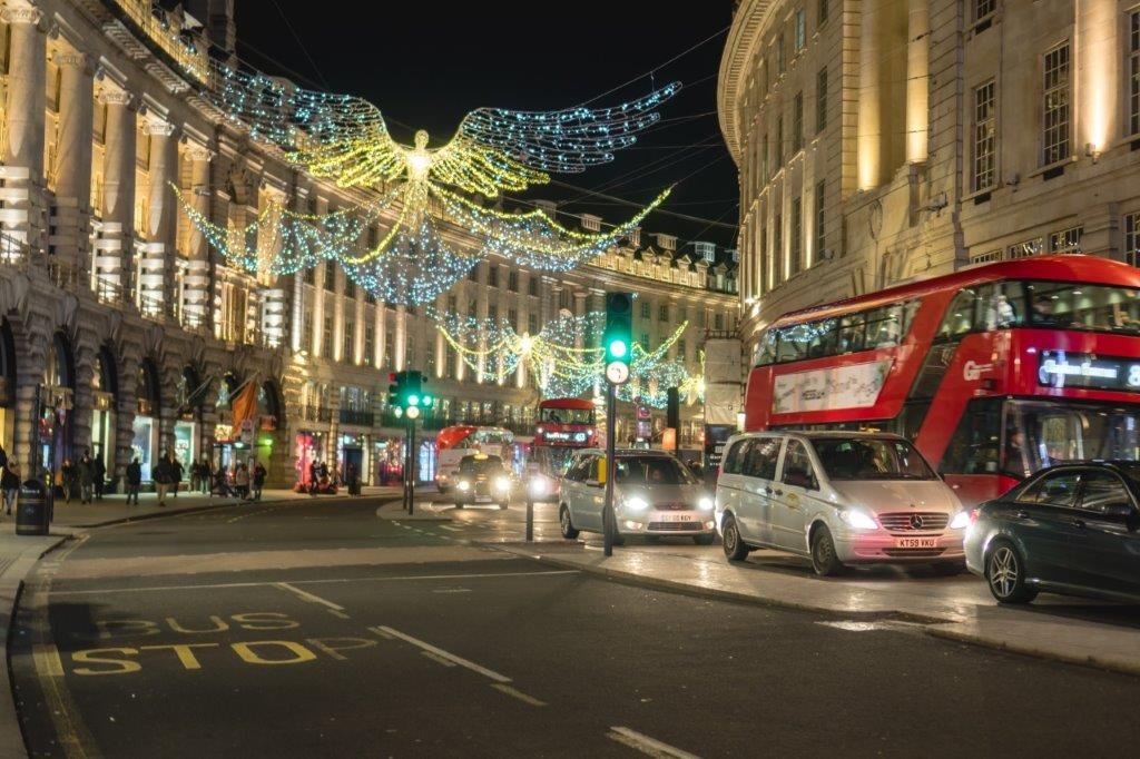 Regent Street Oxford Street what to do in london this weekend