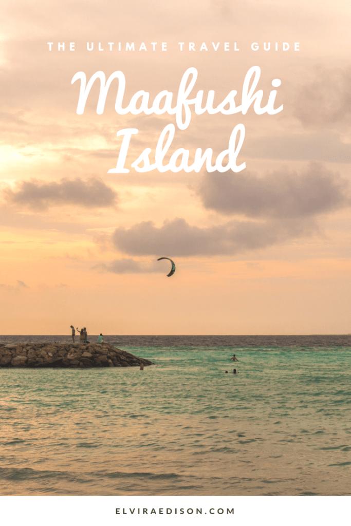 best island in maldives maafushi beach