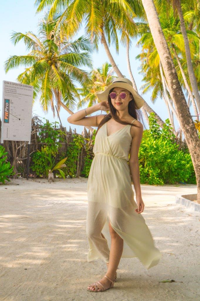 maldives local island Maldives Beach wear maafushi view