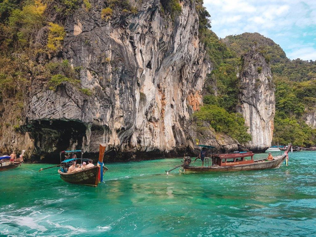 things to do in phi phi island phuket