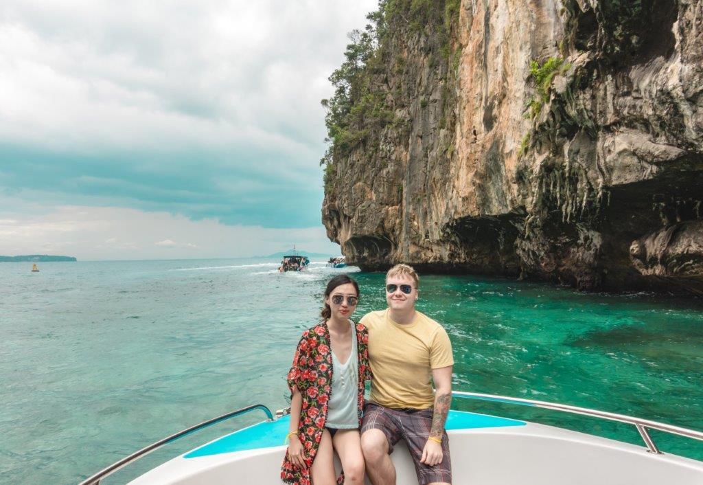 phi phi island snorkeling, phi phi day trip