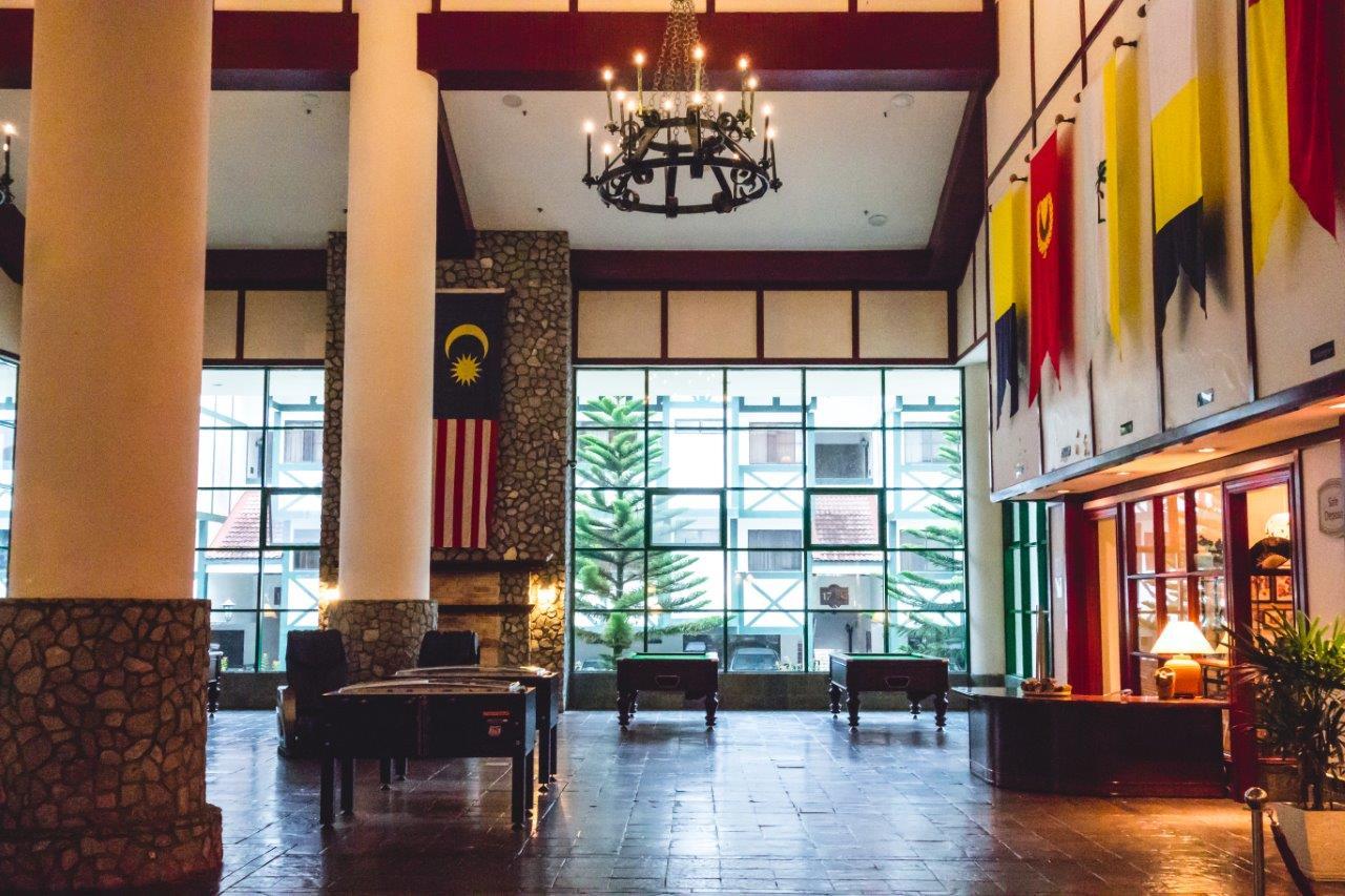 cameron highlands resort copthorne hotel