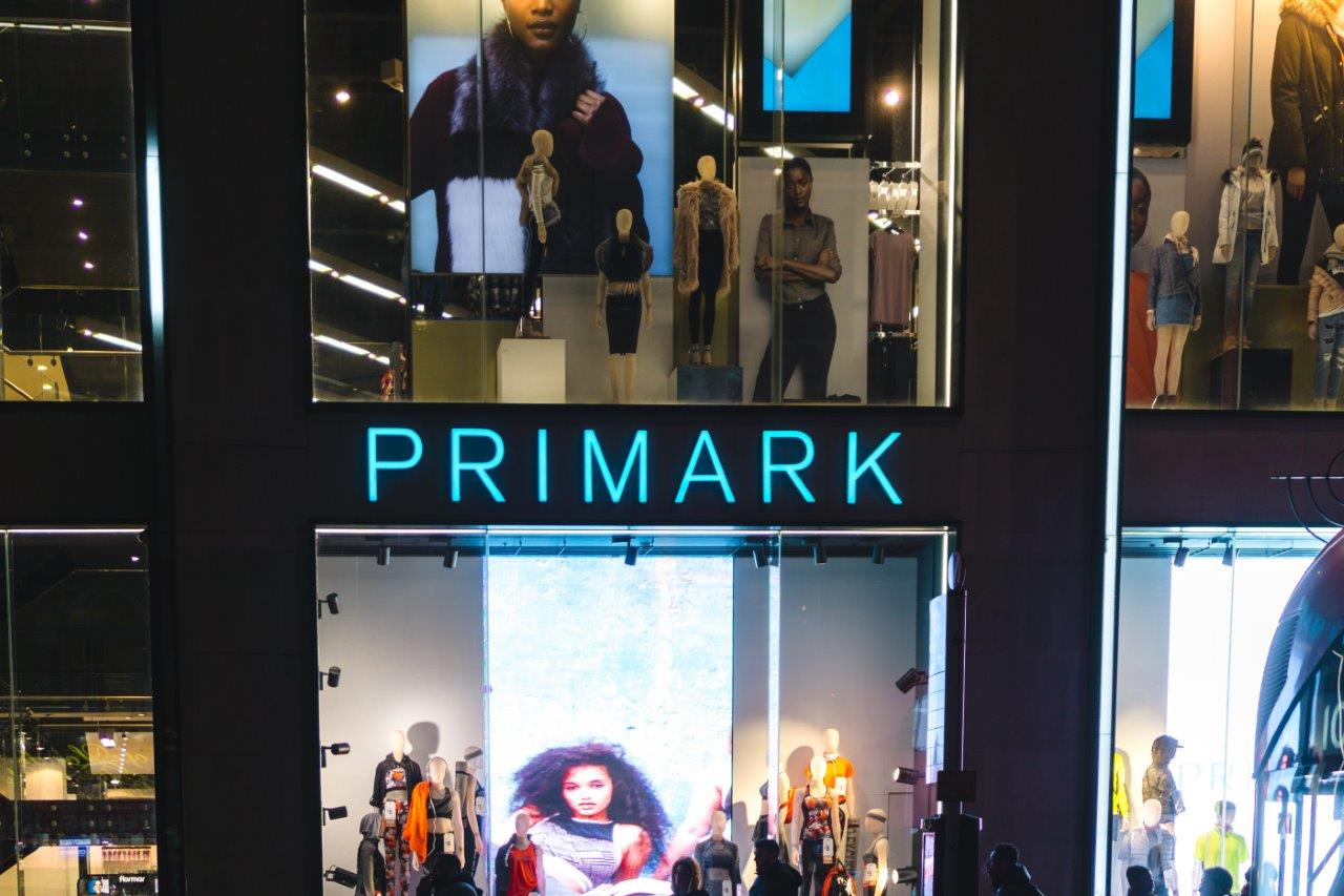 best christmas shopping london Primark