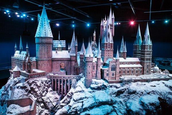 hogwarts christmas harry potter attractions in london