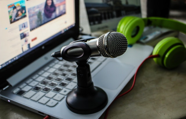 use good resources like mic and recorder in webinar