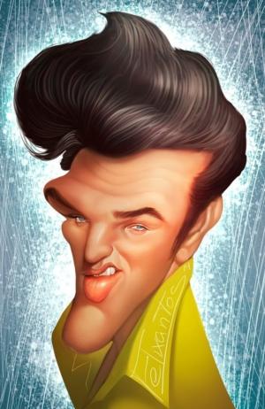 Elvis_caricature_57_Felixantos