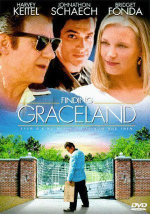 Front cover of the box for the DVD version of FINDING GRACELAND.