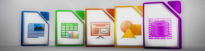 LiberOffice Word,Excel,PowerPoint 免費軟體下載