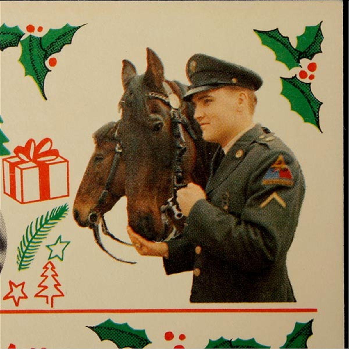28 Beautiful Elvis Presley Christmas Cards Elvis Presley