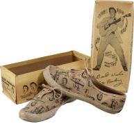 RARE Elvis sneakers 1956 with box and insert
