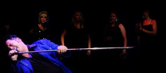 Martin Anthony: Elvis Extravaganza 2013